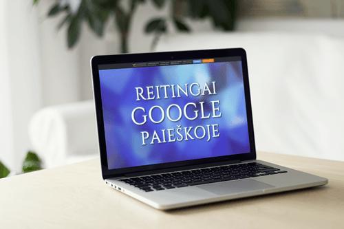 Internetinių parduotuvių nuoma Bananarent Prokomercija - žinosite konkrečias kiekvienos raktažodžio pozcijas Google.