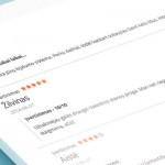 E-parduotuvių nuoma su atsiliepimų įrankiu - sužinokite kodėl verta skatinti atsiliepimus.